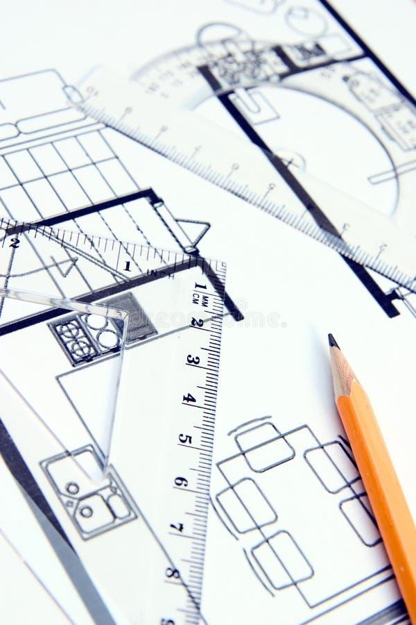 Planung lizenzfreies stockfoto