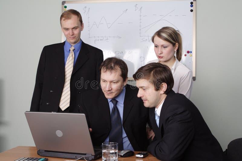 Planung des Geschäfts stockfotos
