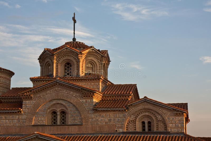 Download Plaosnik at Sunset stock photo. Image of historical, tile - 10904848
