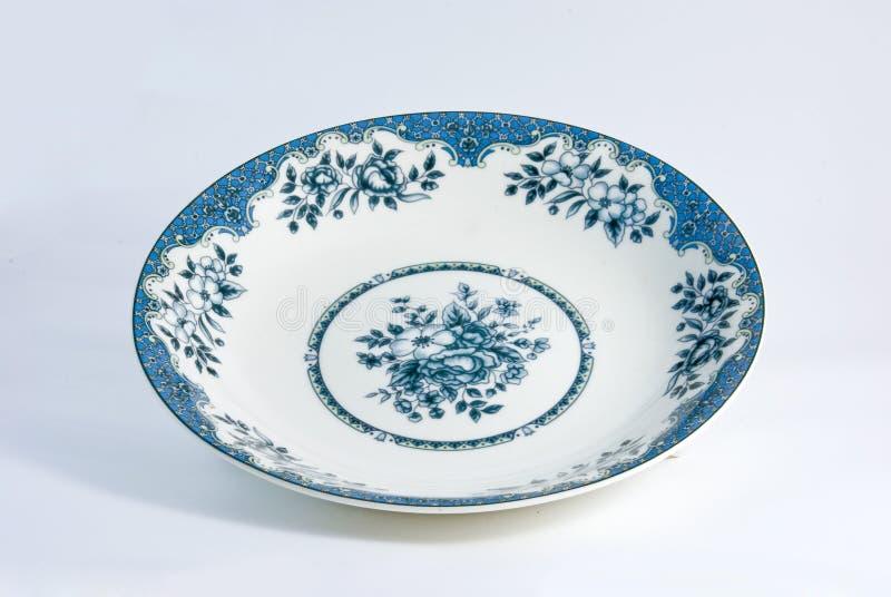 Plaque chinoise de porcelaine photos stock