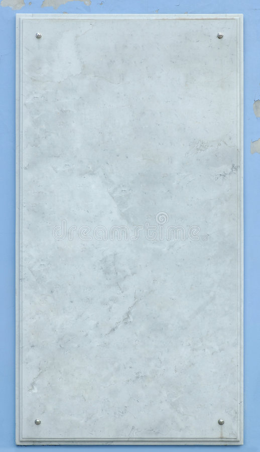 Plaque de marbre 1 photos stock