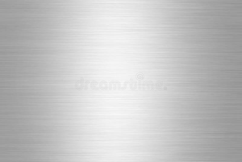 Plaque en aluminium illustration libre de droits