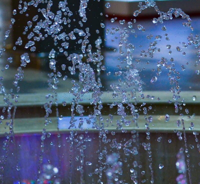 plaska vatten fotografering för bildbyråer