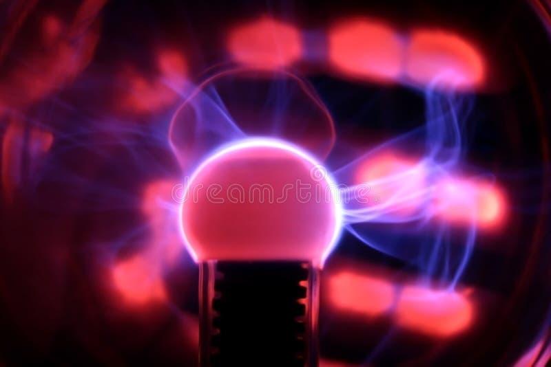 Plasma ball stock images