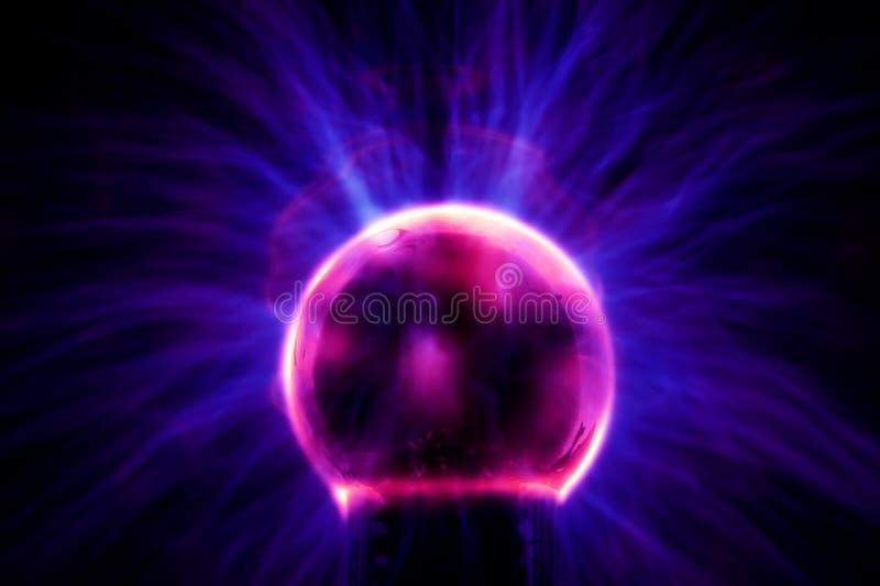 Plasma Ball royalty free stock photo
