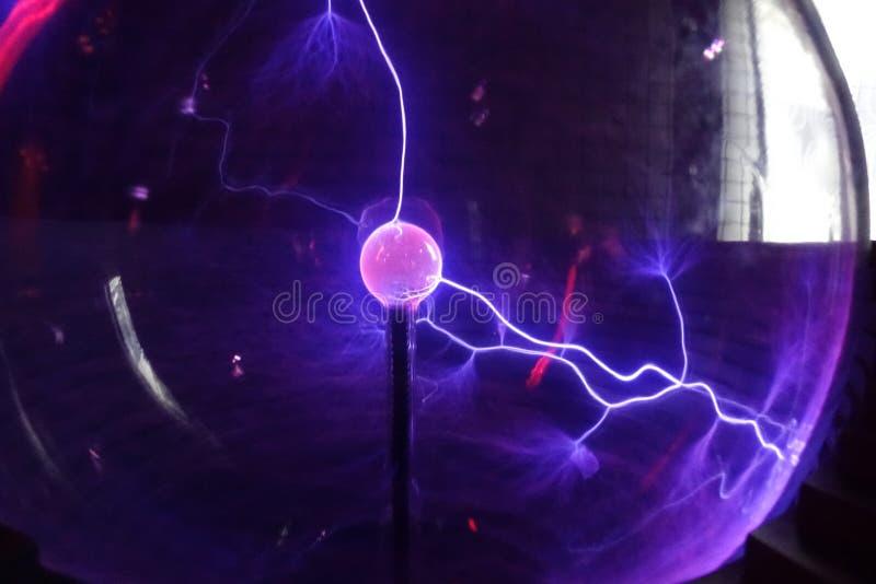 Plasma ball stock photos