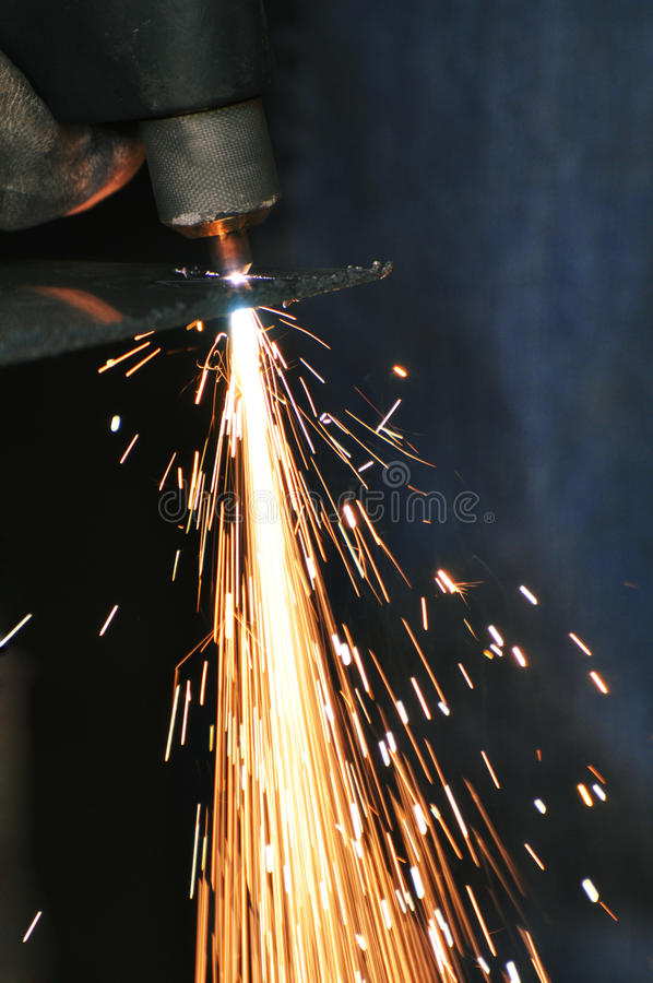 Free Plasma Cutter Stock Images - 48514764