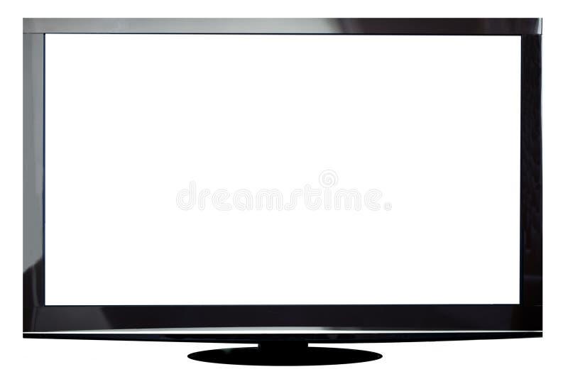 Plasma Fernsehapparat lizenzfreie stockfotografie