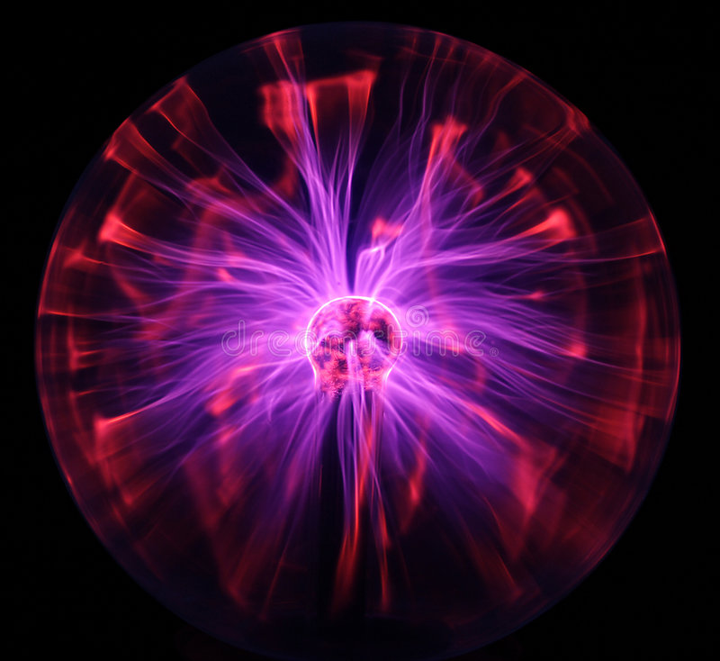 Plasma generator royalty free stock images