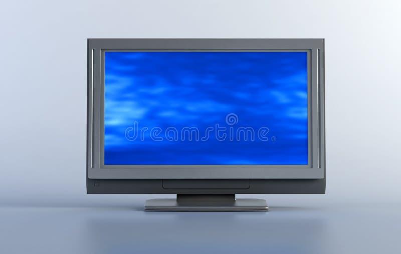 Download Plasma TV stock illustration. Image of liquid, rack, screen - 2233998