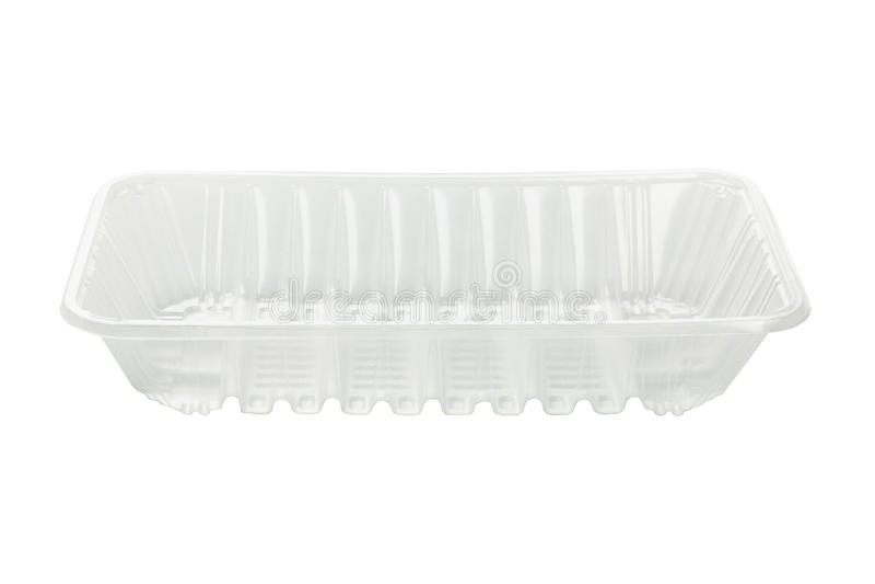 Plast- matmagasin royaltyfri fotografi