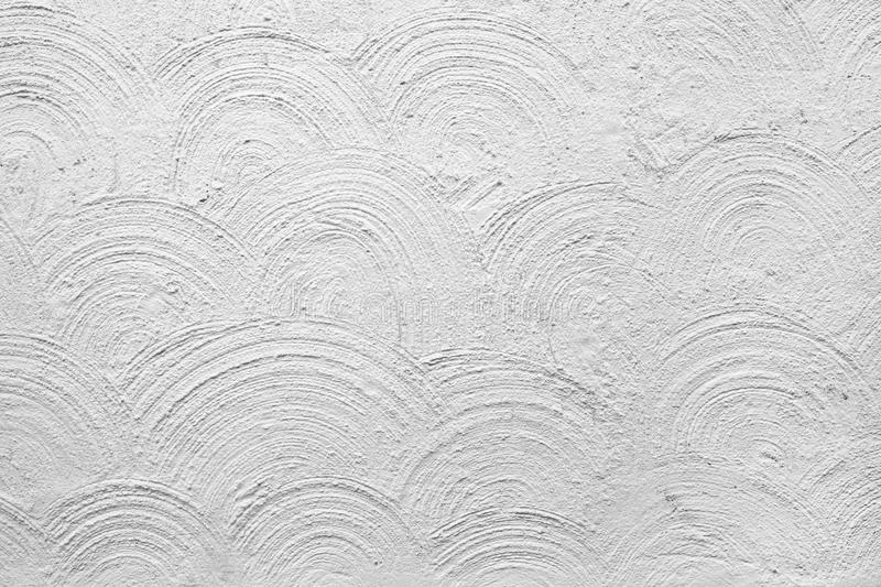 Plastered white wall stock photos