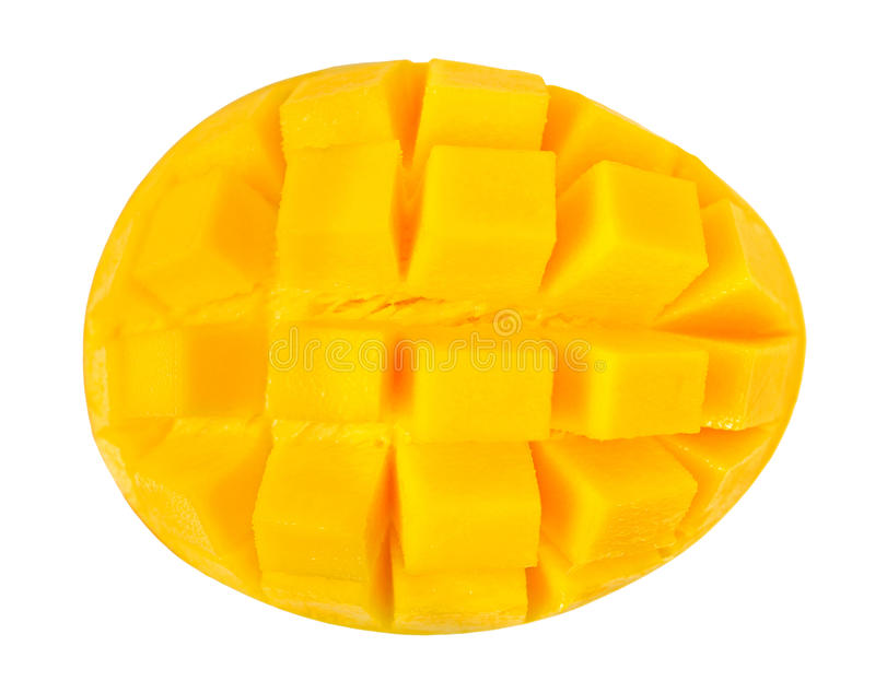 Plasterek mango zdjęcia stock