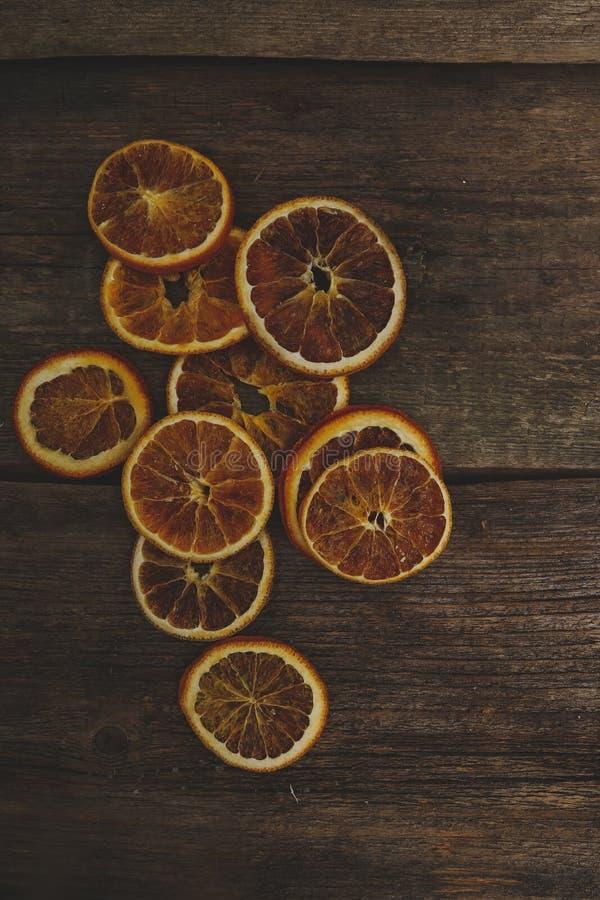 plasterki pomarańczowe obrazy royalty free