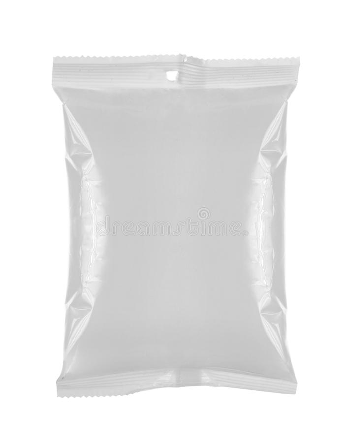 Free Plastic Bag Snack Package Royalty Free Stock Images - 21897219