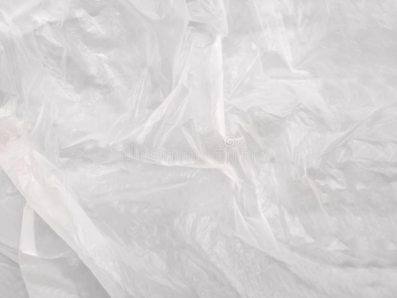 Plastic Bags. A close up shot of plastic shopping bags royalty free stock photo