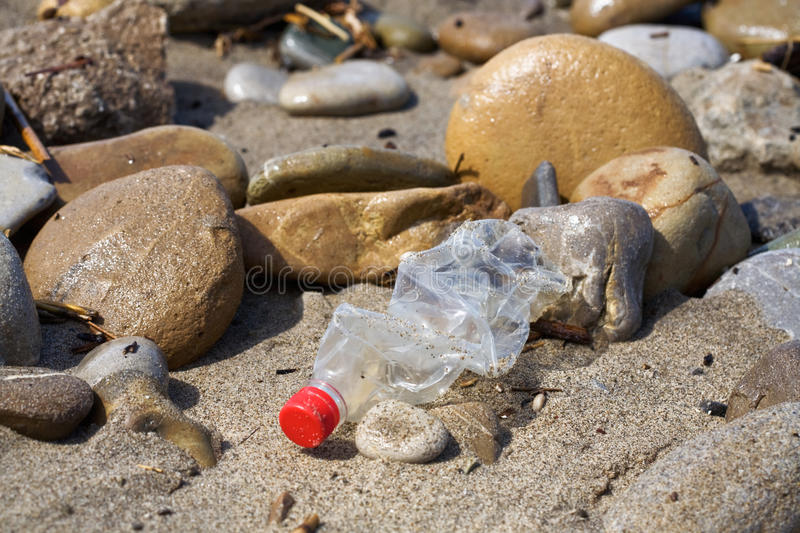 Download Plastic Bottle stock photo. Image of container, horizontal - 25428242