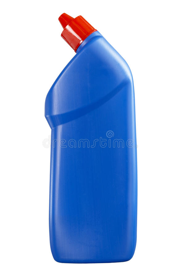 Plastic bottle cleaning stock photography
