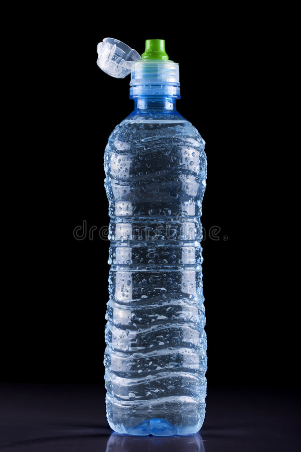 Free Plastic Bottle Of Mineral Water Stock Photo - 9233080