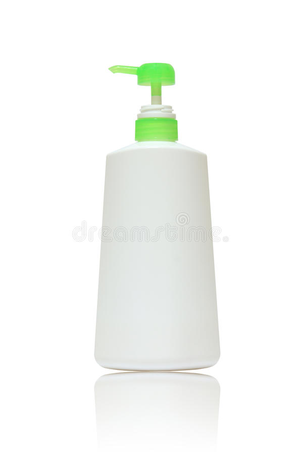 Download Plastic Bottle With Soap Or Shampoo Stock Image - Image: 22243653