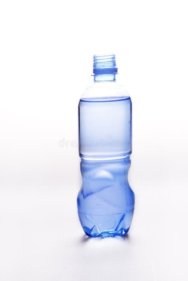 Plastic Bottle Of Water Stock Photo