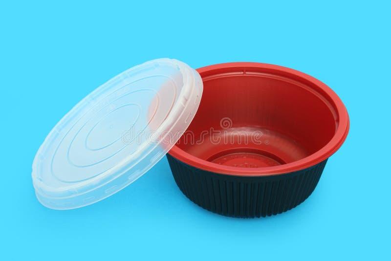 Download Plastic bowl stock photo. Image of blue, transparent, environment - 3574280