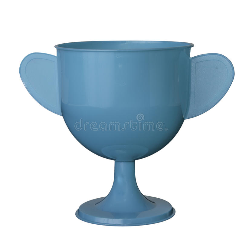 Plastic bowl stock photo