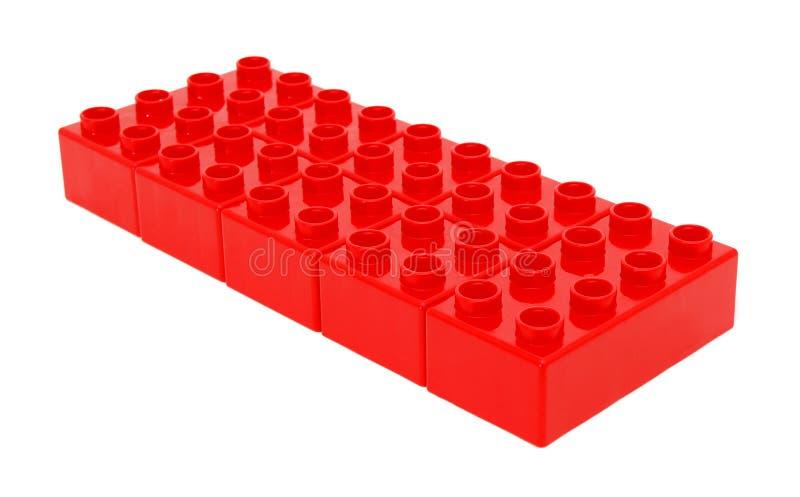Download Plastic building blocks stock image. Image of child, development - 25327823