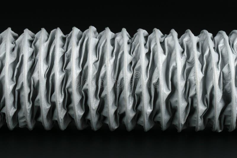 Plastic buis royalty-vrije stock foto