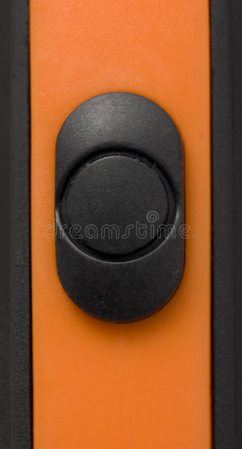 Plastic Button Royalty Free Stock Photography