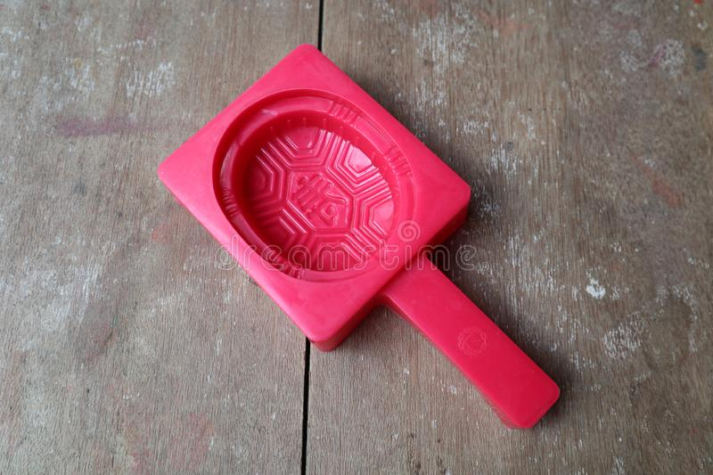 Cake mold stock images