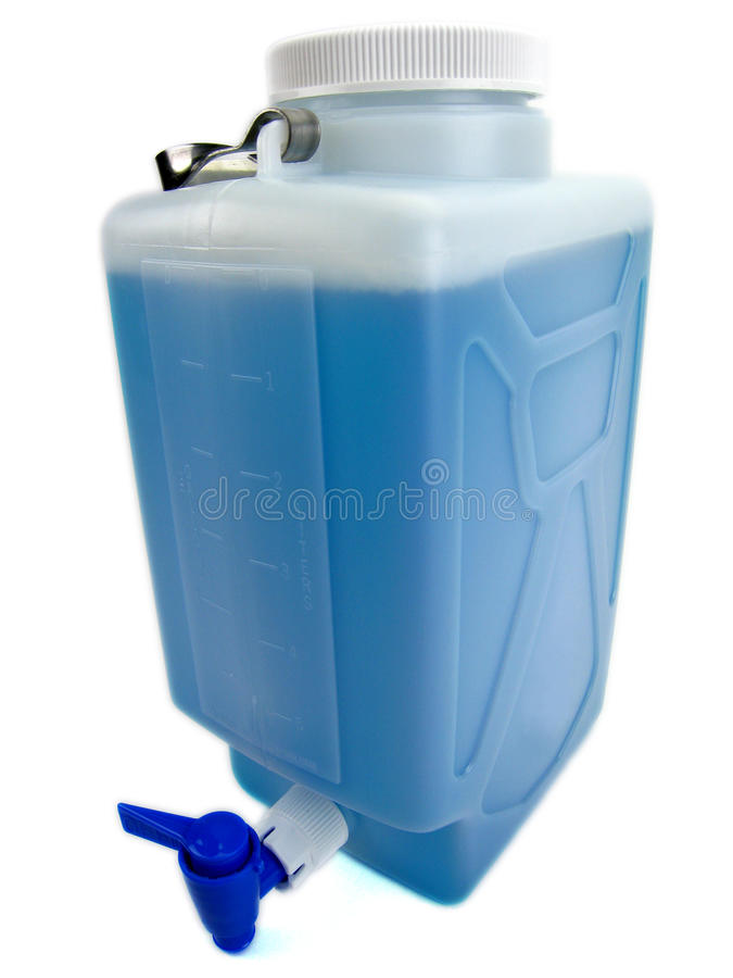 Download Plastic canister stock image. Image of chemistry, isolation - 23794547