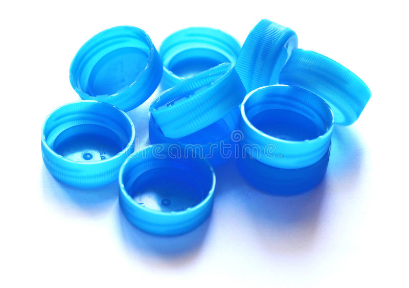 Download Plastic caps stock image. Image of caps, recyclable, circles - 16982795