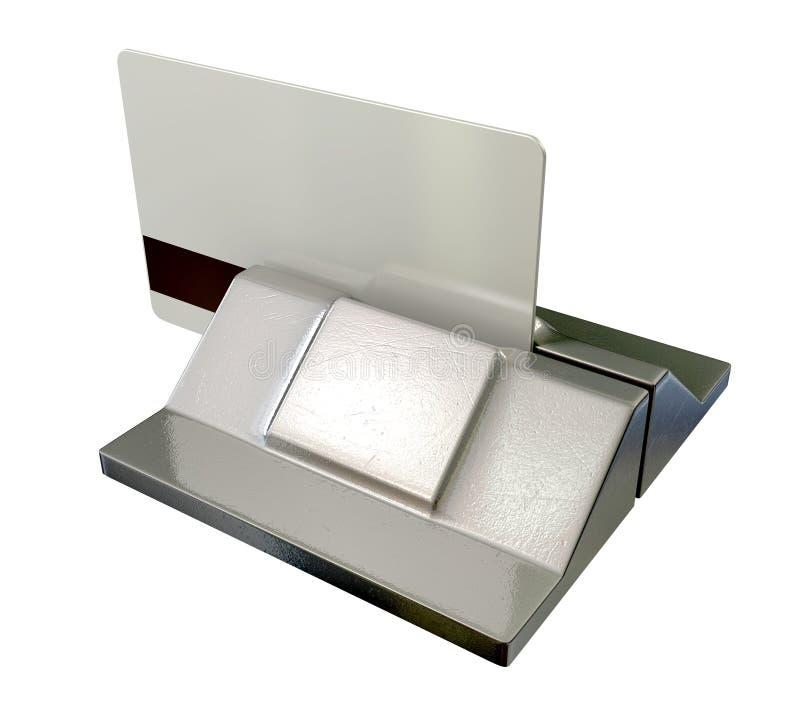 Plastic Card Swipe