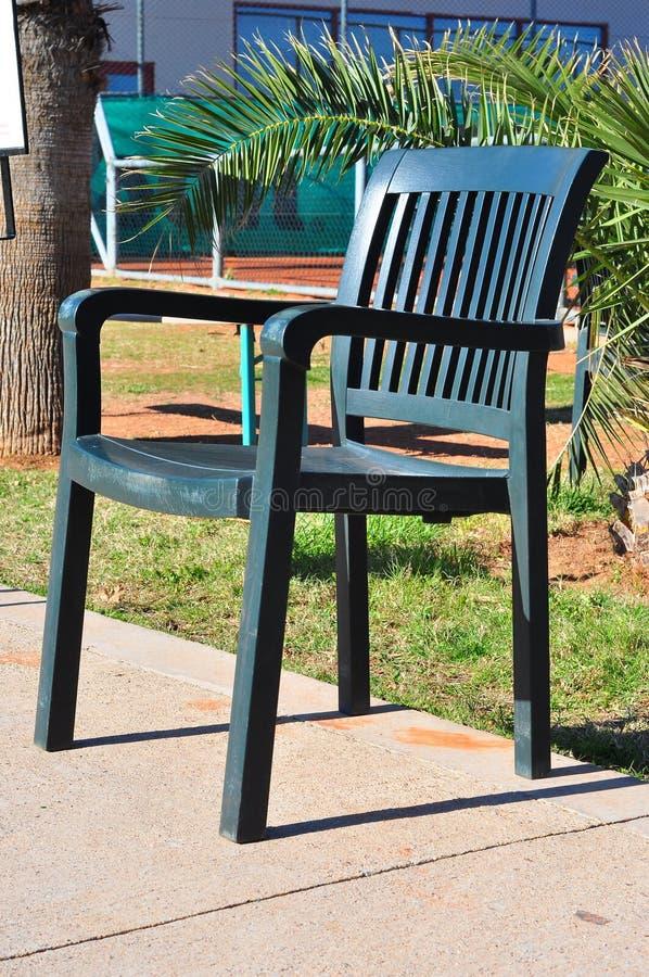 Plastic Chair Stock Photos