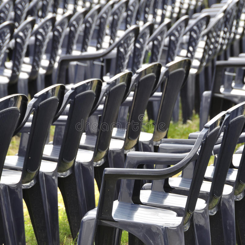 Download Plastic Chairs Stock Photo - Image: 31781140