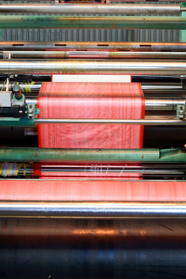 Download Plastic coating machine stock image. Image of coating - 4688907