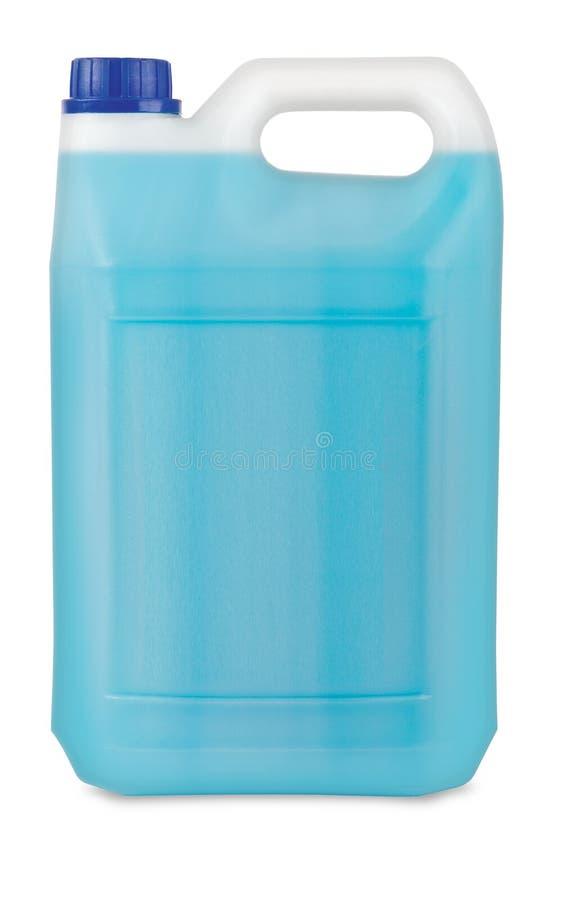 Plastic Container Stock Image