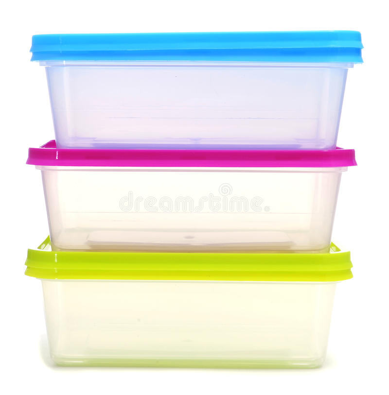 Download Plastic containers stock image. Image of health, container - 19381695
