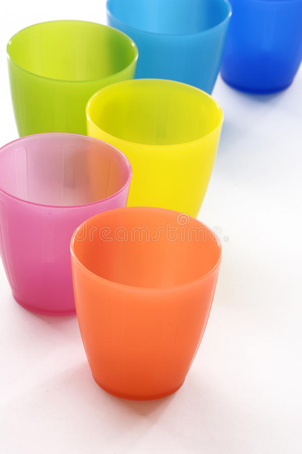 Free Plastic Cups Stock Photos - 22340373