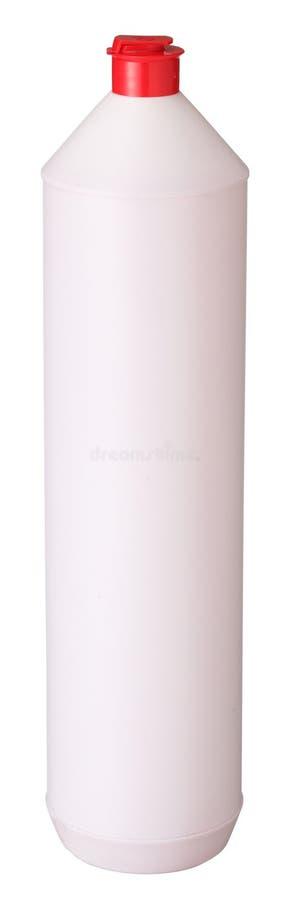 Download Plastic dishwashing bottle stock image. Image of product - 25058483
