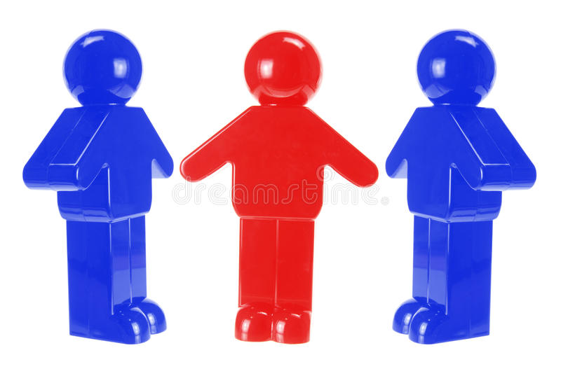 Download Plastic Figures Royalty Free Stock Photo - Image: 22369885