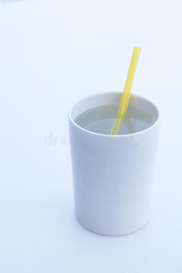 Download Plastic glass stock image. Image of drink, plastic, water - 43312291