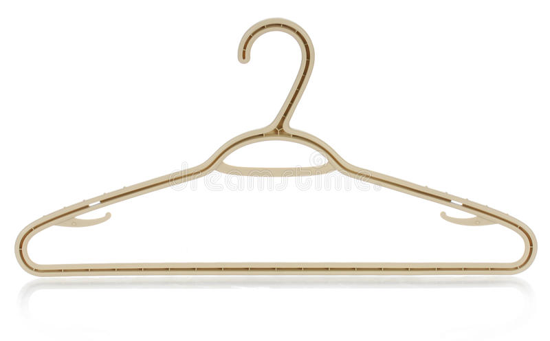 Download Plastic hanger stock image. Image of cloth, hang, hanger - 19712515