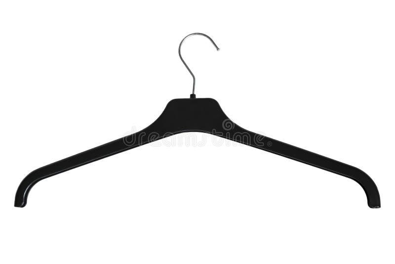 Plastic hanger royalty-vrije stock afbeelding