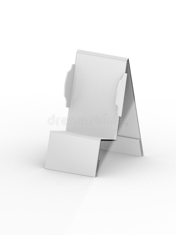 Download Plastic Holder For Mobile Phone Stock Image - Image: 11602261