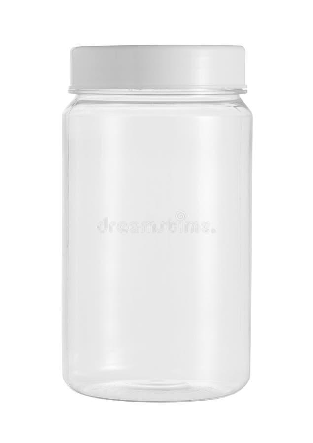 Free Plastic Jar Food Packaging Stock Image - 162359031