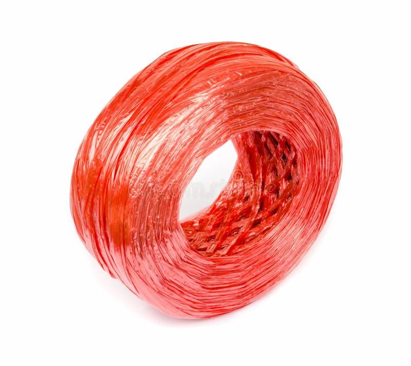 Plastic kabel royalty-vrije stock fotografie