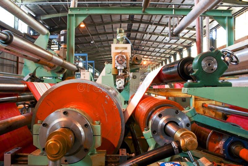 Download Plastic lamination machine stock photo. Image of industries - 5821490