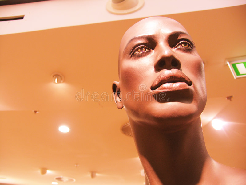 Download Plastic Mannequin stock image. Image of shopping, brown - 16627
